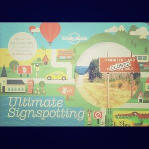 Sign spotting book